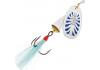 Вращающаяся блесна Blue Fox Vibrax Glow BFGVS2-GLB фото №1
