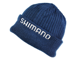 Шапка Shimano Fleece Knit BREATHHYPER INDIGO