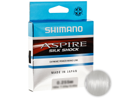Леска SHIMANO ASPIRE SILK SHOCK 150м. 0.22мм. CLEAR