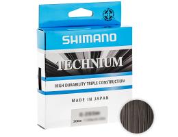 Леска SHIMANO TECHNIUM 200м. 0.20мм. BLACK