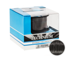 Леска Shimano Technium 300м. 0.225мм. BLACK