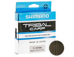 Леска SHIMANO TRIBAL CARP LINE 300м. 0.30мм. BROWN