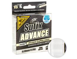 Леска Sufix Advance 150м. 0.38мм. CLEAR