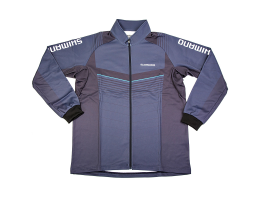 Футболка SHIMANO PRINT WARM SHIRTINDIGO L