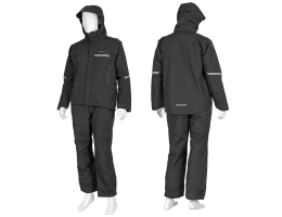 Костюм Shimano Rb-025s Dryshield 2XL Черный