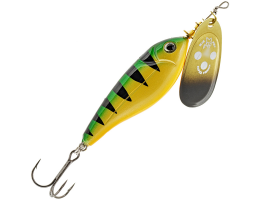 Вращающаяся блесна BLUE FOX MINNOW SUPER VIBRAX BFMSV1-GP