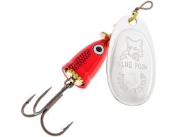 Вращающаяся блесна BLUE FOX VIBRAX SHAD BFSD-1 RS