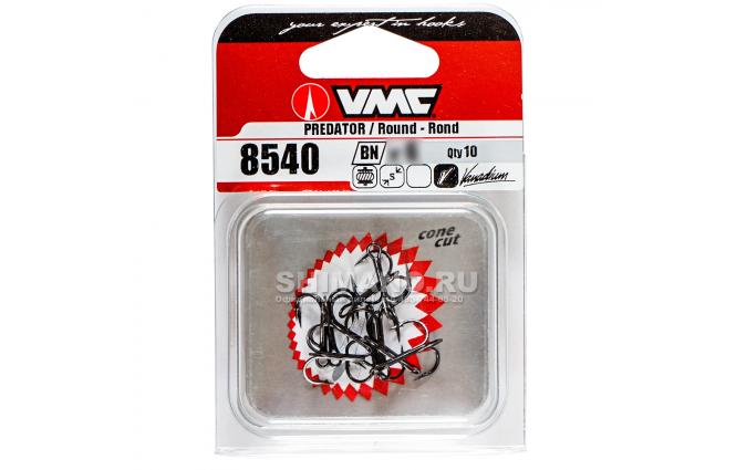Крючки VMC 8540 BN 8 фото №2