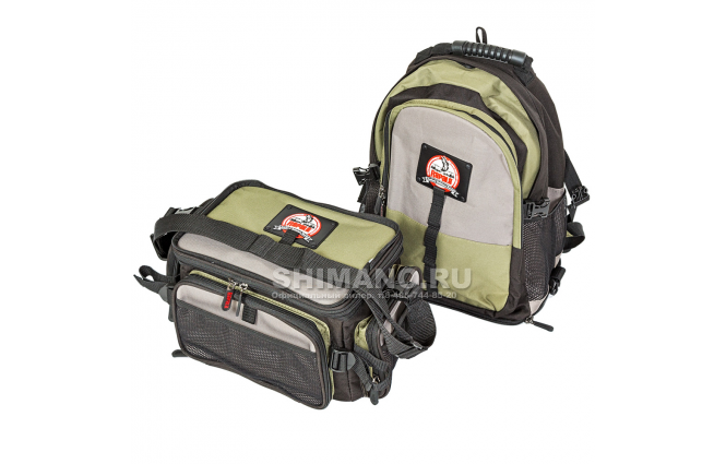 Рюкзак RAPALA art. 3-in-1 Combo Bag фото №10