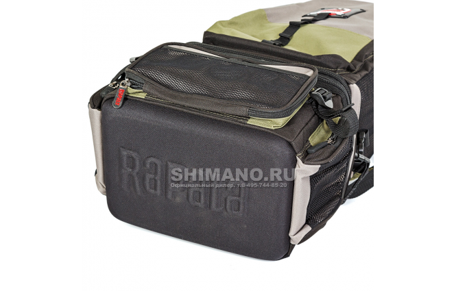 Рюкзак RAPALA art. 3-in-1 Combo Bag фото №15