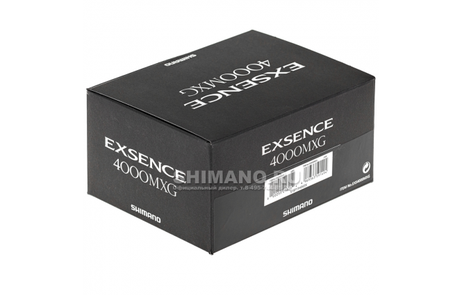 Катушка безынерционная SHIMANO EXSENCE 4000MXG фото №9