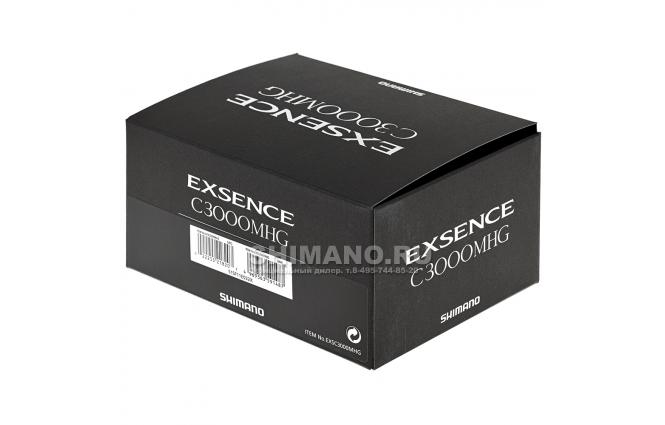 Катушка безынерционная SHIMANO EXSENCE C3000MHG фото №9