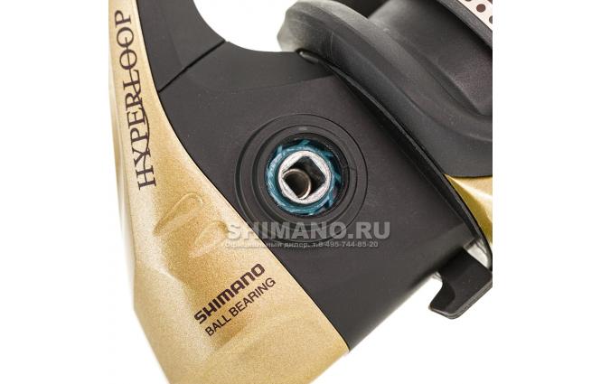 Катушка безынерционная SHIMANO HYPERLOOP 6000FB фото №4