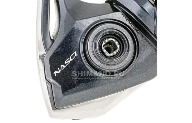 Катушка безынерционная SHIMANO NASCI C3000FB фото №4