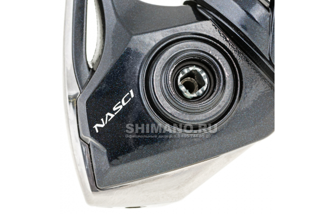 Катушка безынерционная SHIMANO NASCI C5000XG фото №4