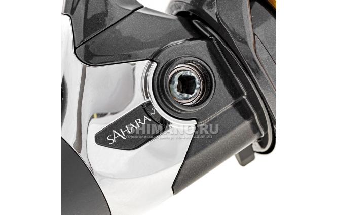 Катушка Shimano Sahara 3000 SSDH HG-R фото №4