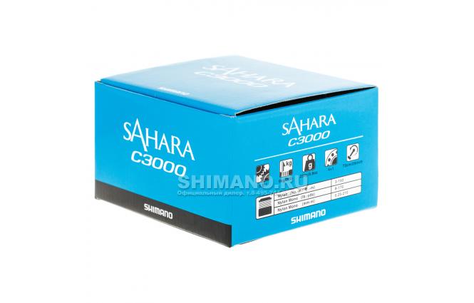 Катушка Shimano Sahara C3000FI фото №9