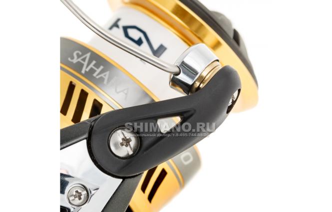 Катушка Shimano Sahara C3000FI фото №3