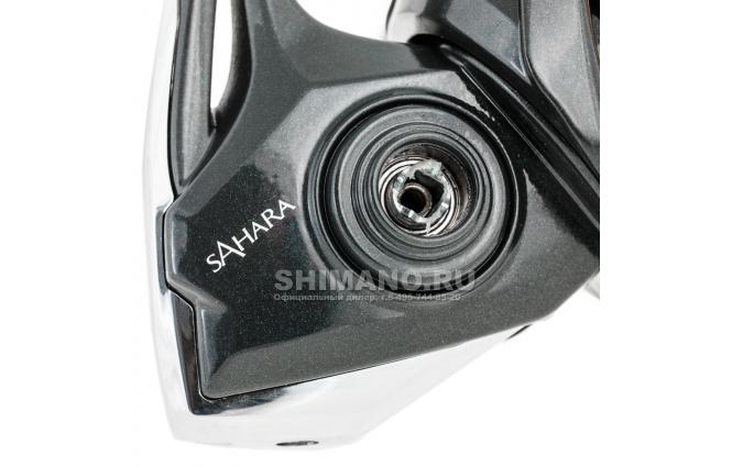 Катушка безынерционная SHIMANO SAHARA C5000XGFI фото №4