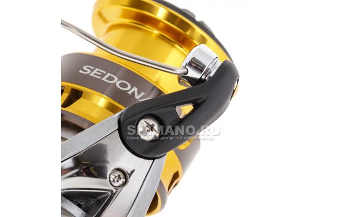Катушка безынерционная SHIMANO SEDONA 4000 FI фото №3