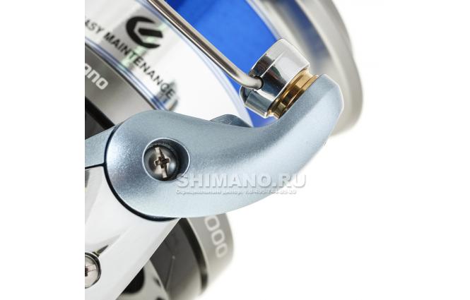 Катушка безынерционная SHIMANO SPEEDCAST 14000XSB фото №3