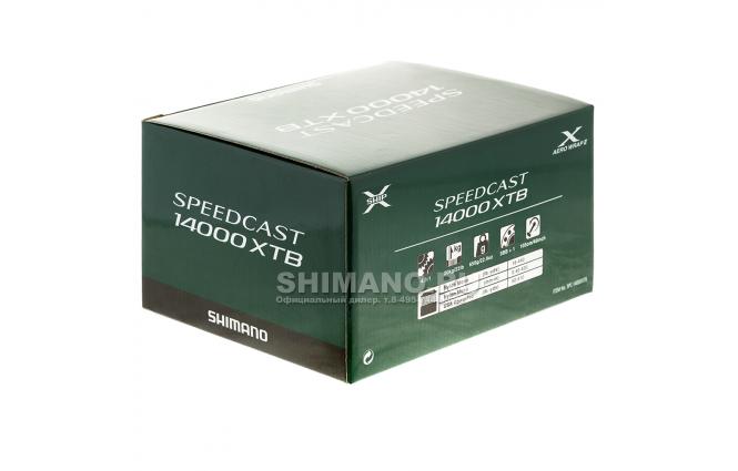 Катушка Shimano Speedcast 14000XTB фото №10