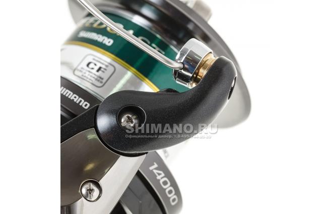 Катушка Shimano Speedcast 14000XTB фото №3