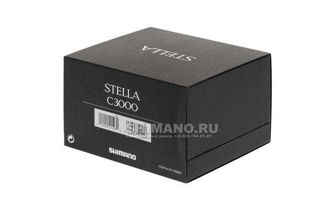 Катушка безынерционная SHIMANO STELLA C3000FJ фото №9