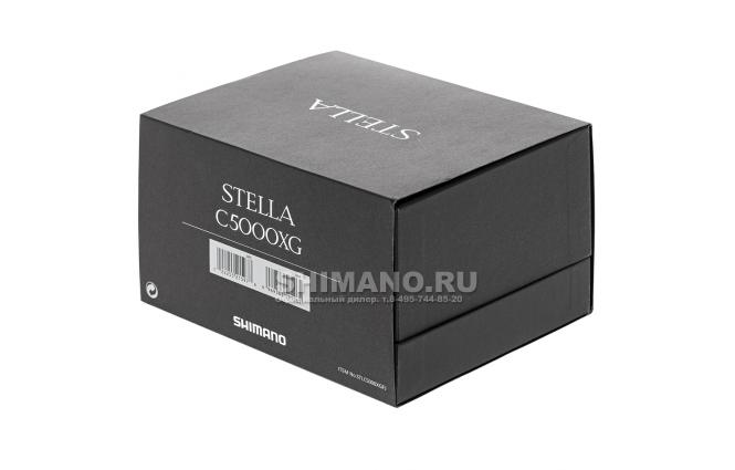 Катушка Shimano Stella FJ C5000XG фото №9