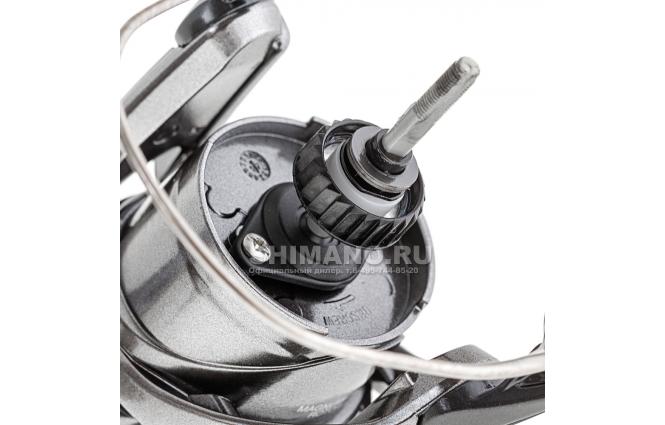 Катушка безынерционная SHIMANO STRADIC CI4+ C3000FB фото №7
