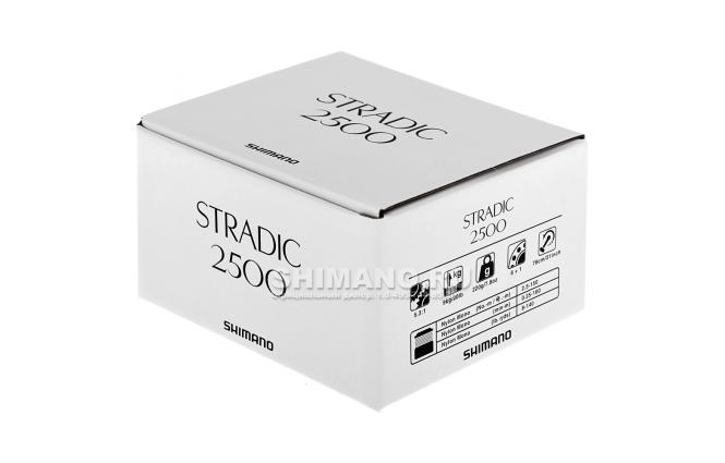 Катушка безынерционная SHIMANO STRADIC 2500FL фото №9