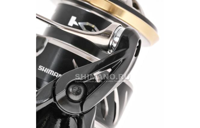 Катушка безынерционная SHIMANO SUSTAIN C3000 HGFI фото №3
