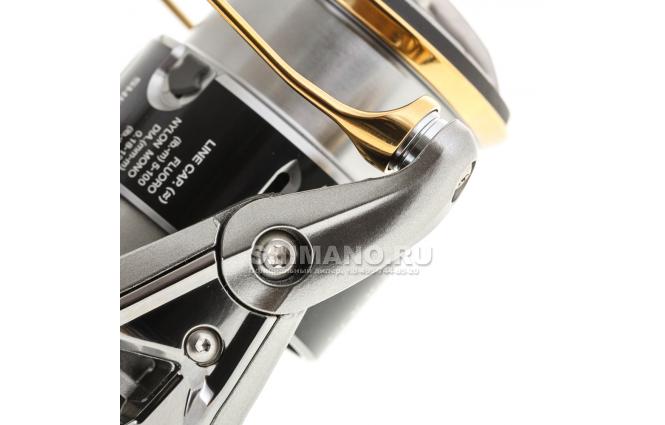 Катушка безынерционная SHIMANO TWIN POWER 15 4000PG + доп. шпуля в подарок! фото №3