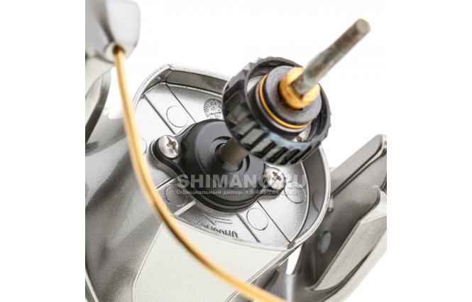 Катушка безынерционная SHIMANO TWIN POWER 15 4000PG + доп. шпуля в подарок! фото №7