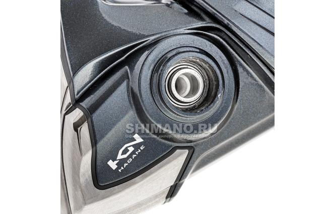 Катушка безынерционная SHIMANO TWIN POWER XD 4000XG фото №4