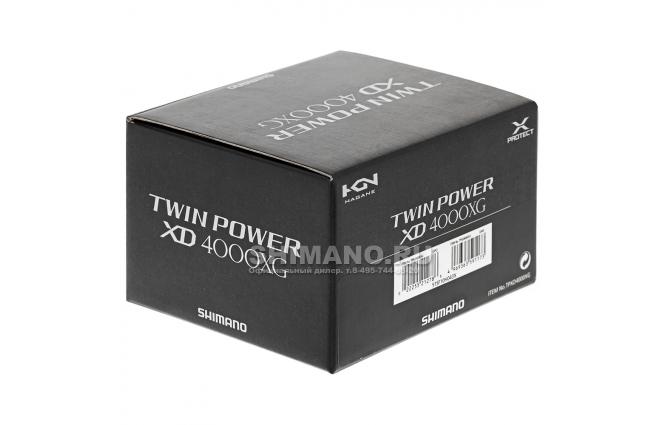 Катушка Shimano Twin Power XD 4000XG фото №9