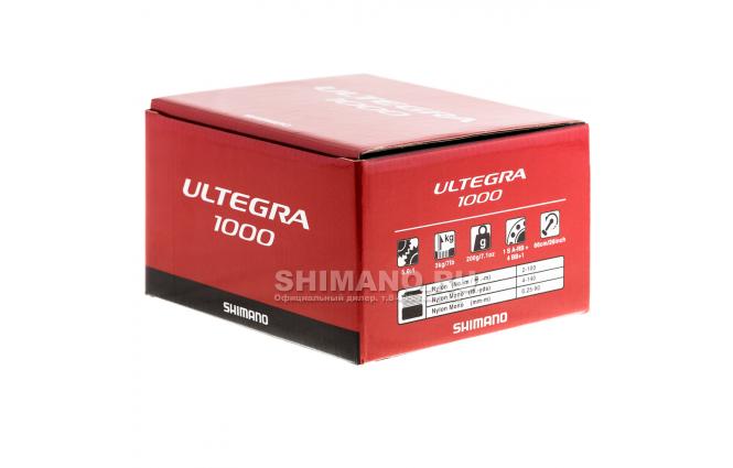 Катушка безынерционная SHIMANO ULTEGRA 1000FB фото №9