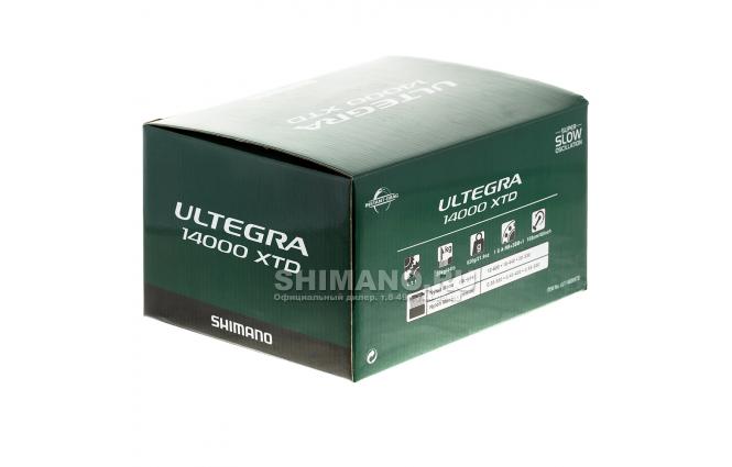 Катушка безынерционная SHIMANO ULTEGRA 14000 XTD фото №11