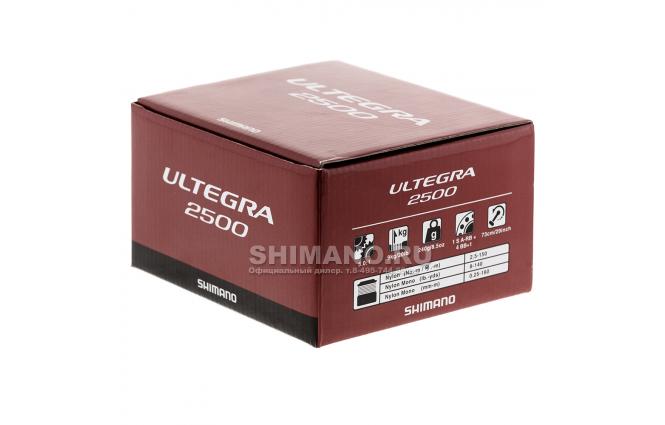 Катушка безынерционная SHIMANO ULTEGRA 2500FB фото №9