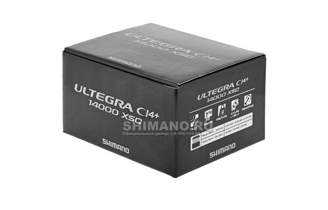 Катушка безынерционная Shimano Ultegra CI4 14000XSC фото №12
