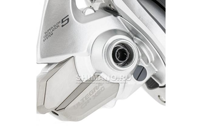 Катушка безынерционная Shimano Ultegra CI4 14000XSC фото №4