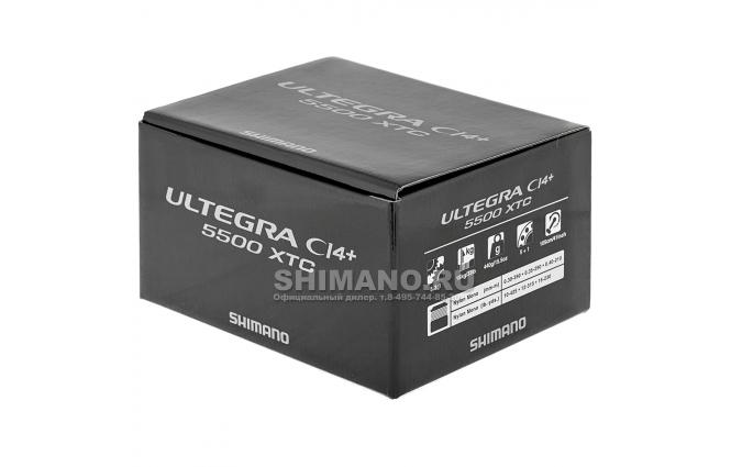 Катушка Shimano Ultegra CI4 5500XTC фото №11
