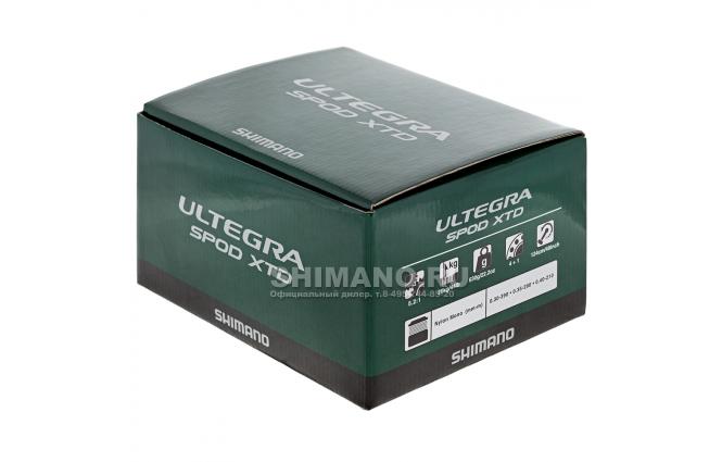 Катушка безынерционная SHIMANO ULTEGRA SPOD XTD фото №9