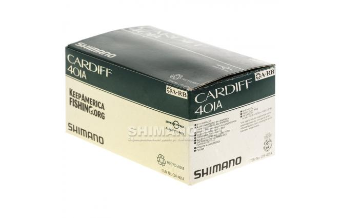 Катушка мультипликаторная SHIMANO CARDIFF 401A (LH) фото №8