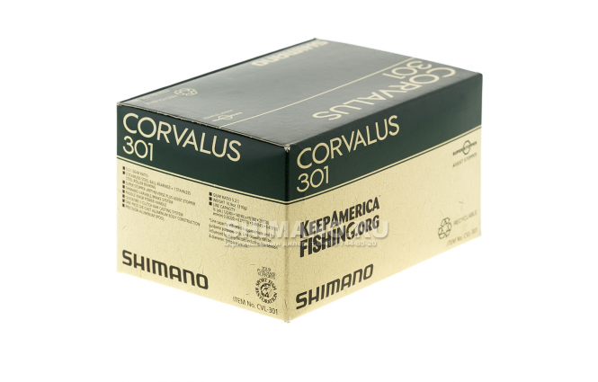 Катушка мультипликаторная Shimano Corvalus 301 фото №8
