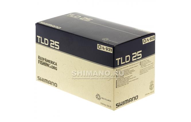 Катушка мультипликаторная Shimano Twin Level Drag 25 фото №7
