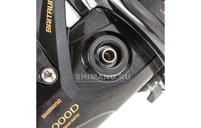 Катушка с байтраннером Shimano Baitrunner D 8000 D фото №4