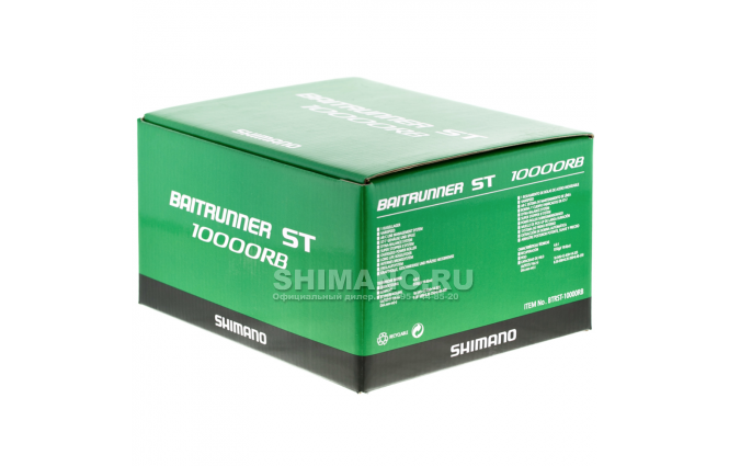 Катушка с байтраннером SHIMANO BAITRUNNER ST 10000 RB фото №9