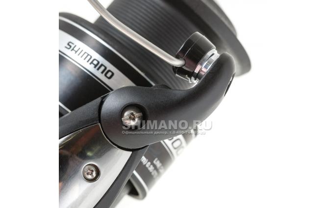 Катушка с байтраннером SHIMANO BAITRUNNER ST 10000 RB фото №3
