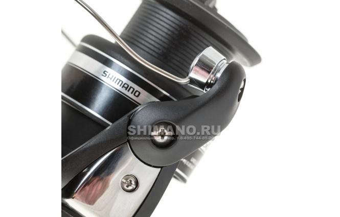 Катушка с байтраннером Shimano Baitrunner St 4000 FB фото №3